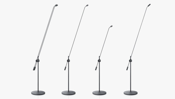 DPA d:sign™ Floor Stand Microphone
